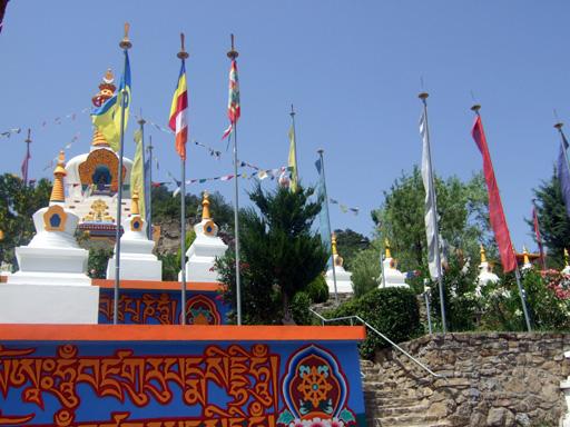 スペイン仏教寺院